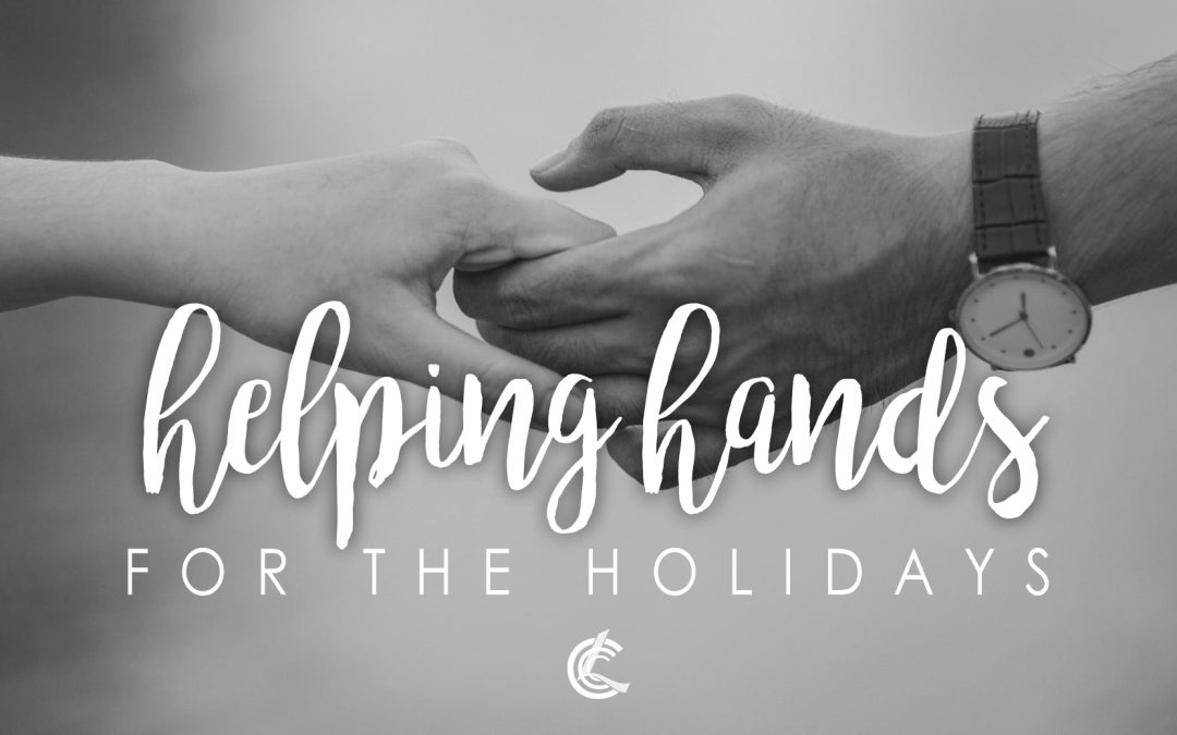 Helping Hands for the Holidays